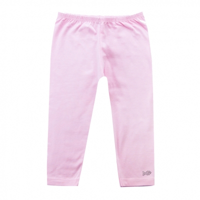 Leggings pastel pink