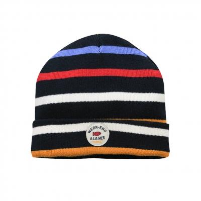 Bonnet mutico stripe
