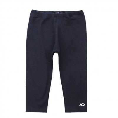 Navy leggings