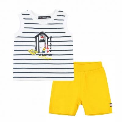 White yellow set