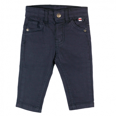 Canvas navy trouvers