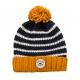 Yellow stitch hat
