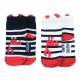 Set of two pairs of socks