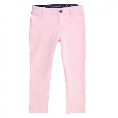 Pantalon rose slim
