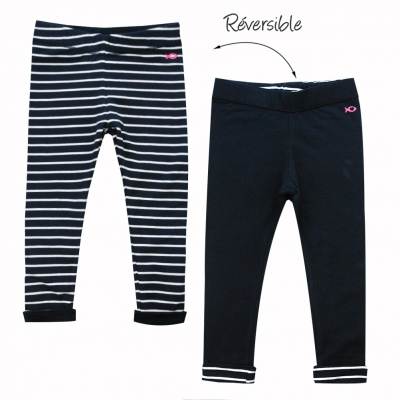 Leggings réversible