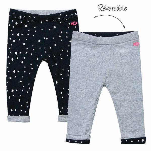 Reversible leggings