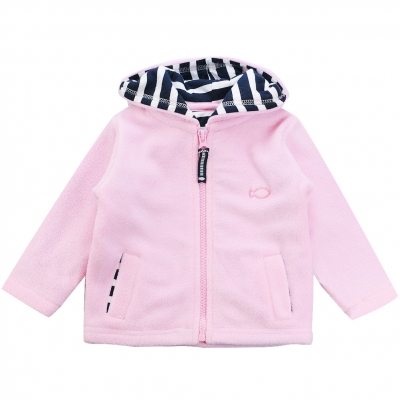 pink sweater polar