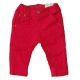 Pantalon Rouge Doublé