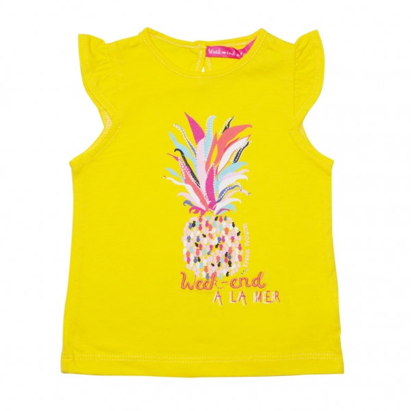 Tee-shirt Citron
