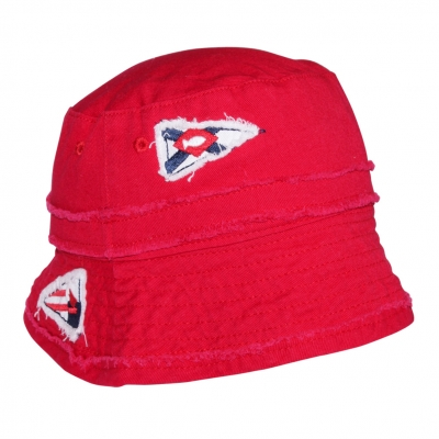 Red hat with lining