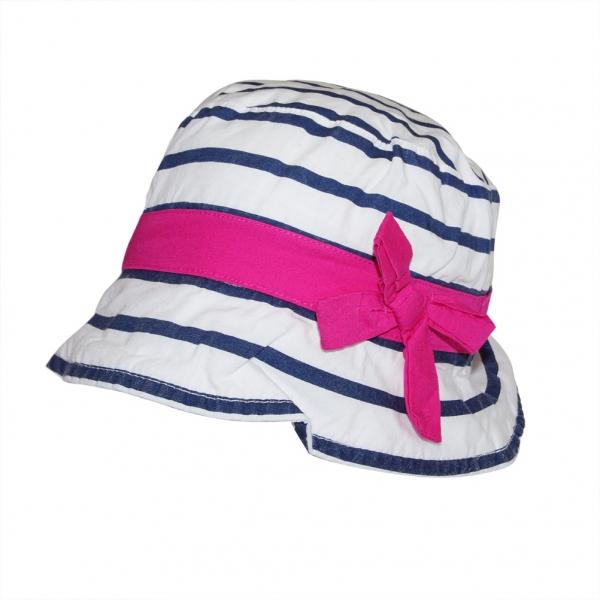 Chapeau Blanc Marine