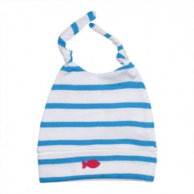 Bonnet Blanc Bleu