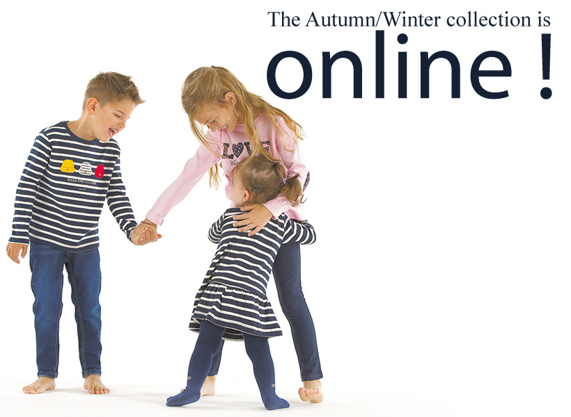 The Winter collection is online !