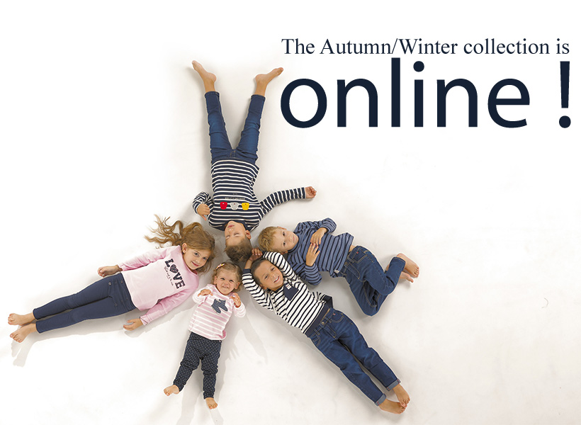 The Autumn/Winter collection is online !