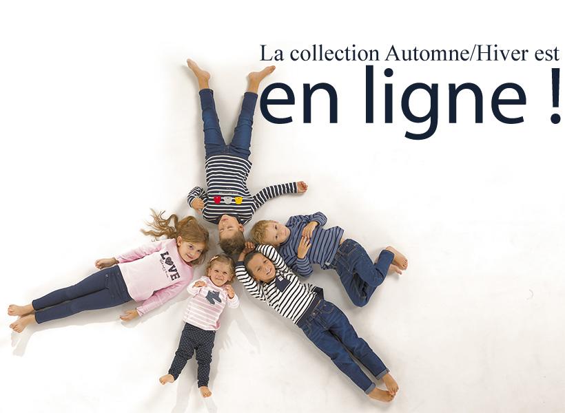 La collection Automne/Hiver est en ligne !