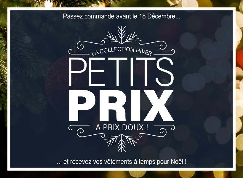Les Petits Prix de Noël sont en ligne !